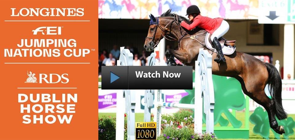 dublin horse show main